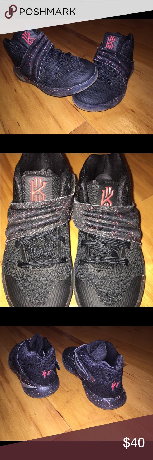 finest selection a0085 9aa54 Boys Nike Kyrie 2 PreSchool Basketball Shoe Sz 11C Nike ...