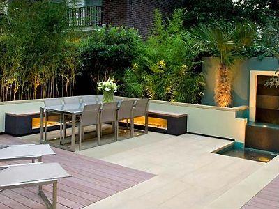 Decoración de jardines urbanos - Para Más Información Ingresa en - diseo de jardines urbanos