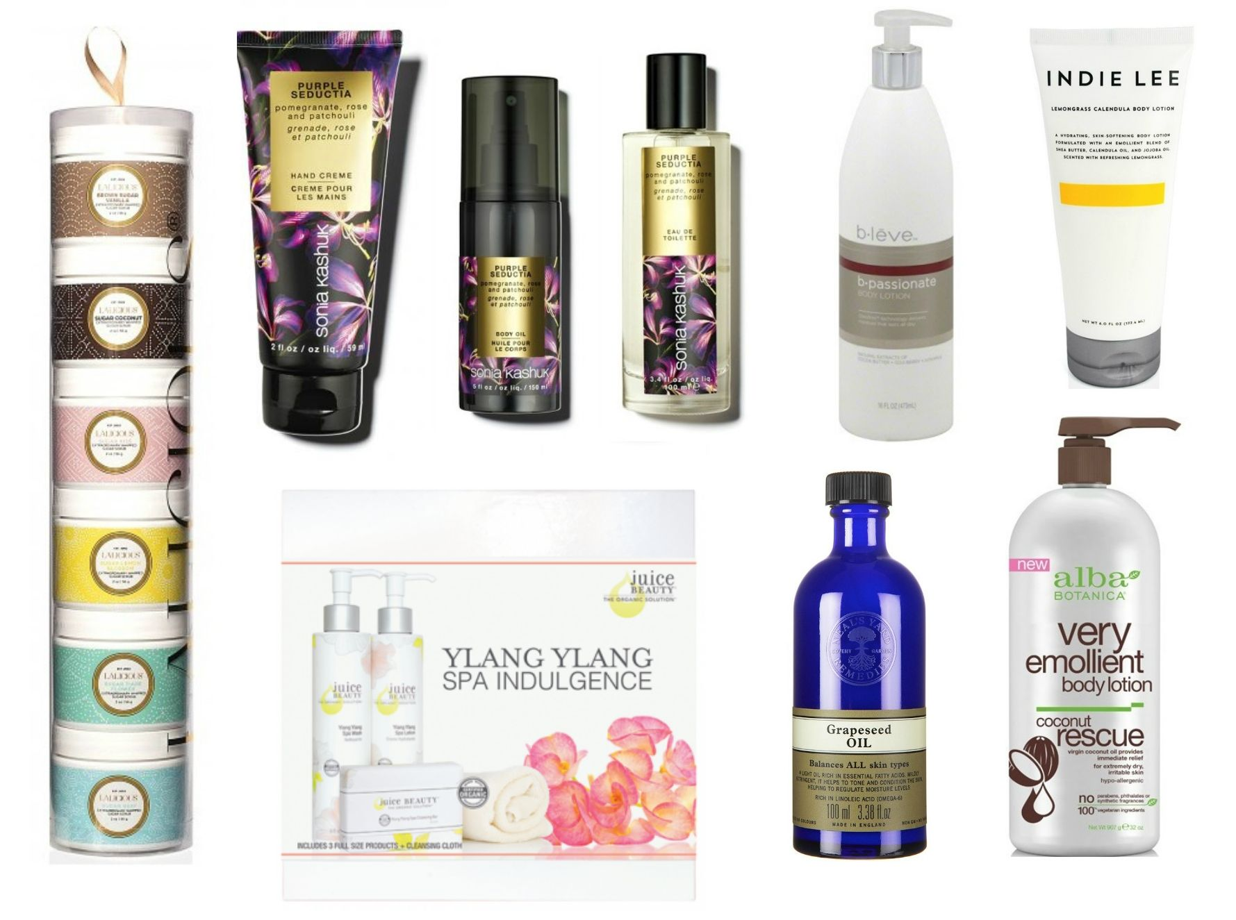 Wishlist Wednesday Best Beauty Gifts for Your Body