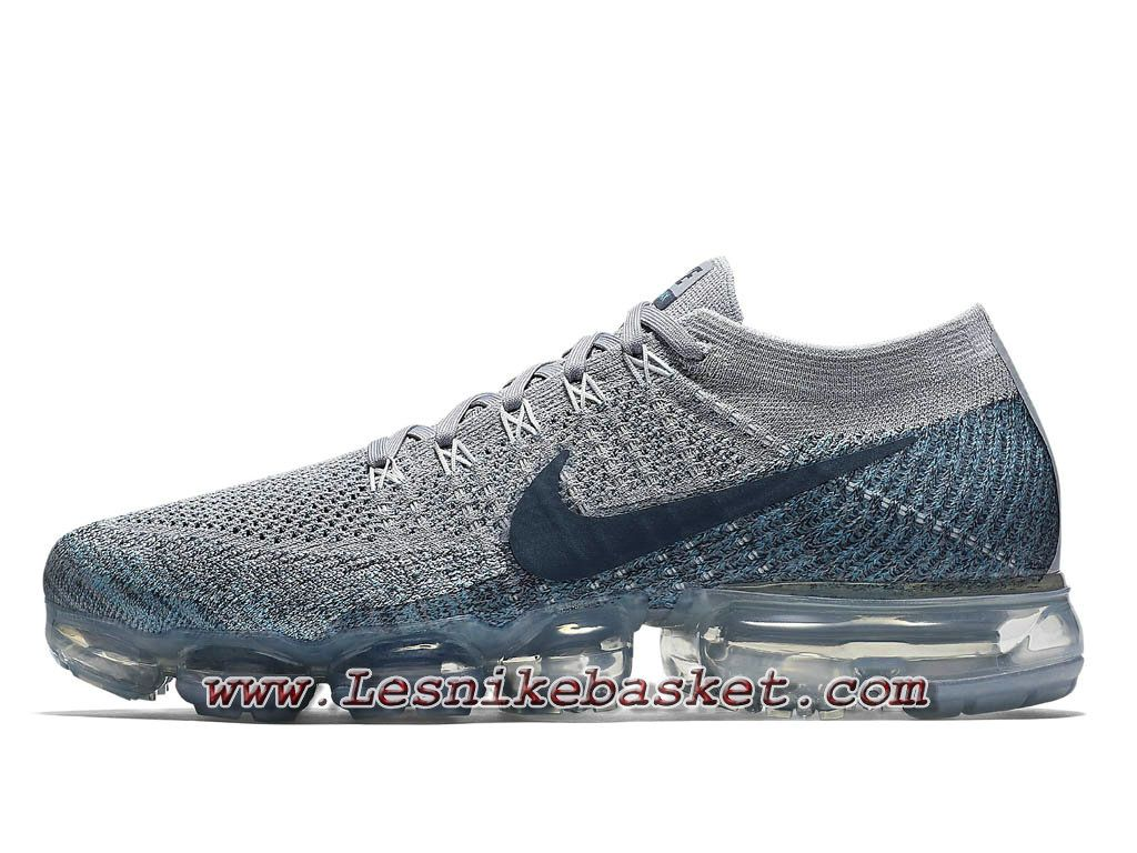 hot sales 7565a ffeae Nike Air VaporMax Flyknit Ice Flash Pack 849558 008 Chaussures vapormax  prix Pour Homme Gris