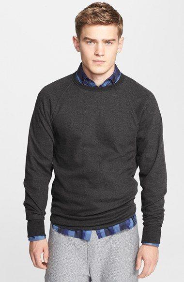 Men's Todd Snyder Thermal Sweatshirt