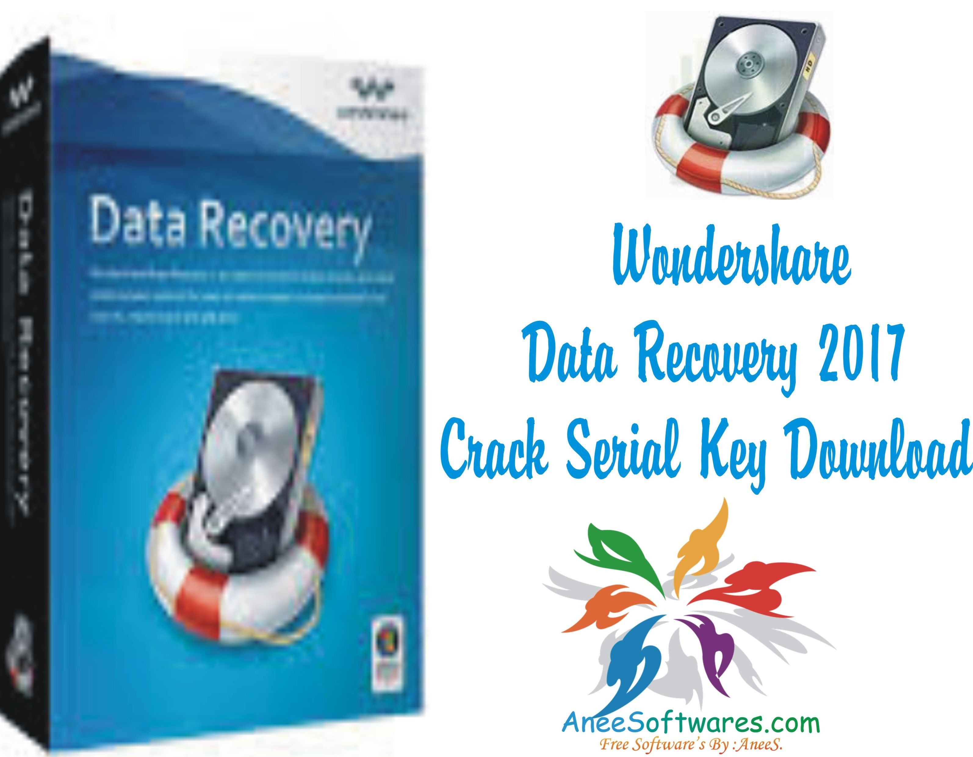 Wondershare Data Recovery 2017 Crack Serial Key Download | Bridal ...