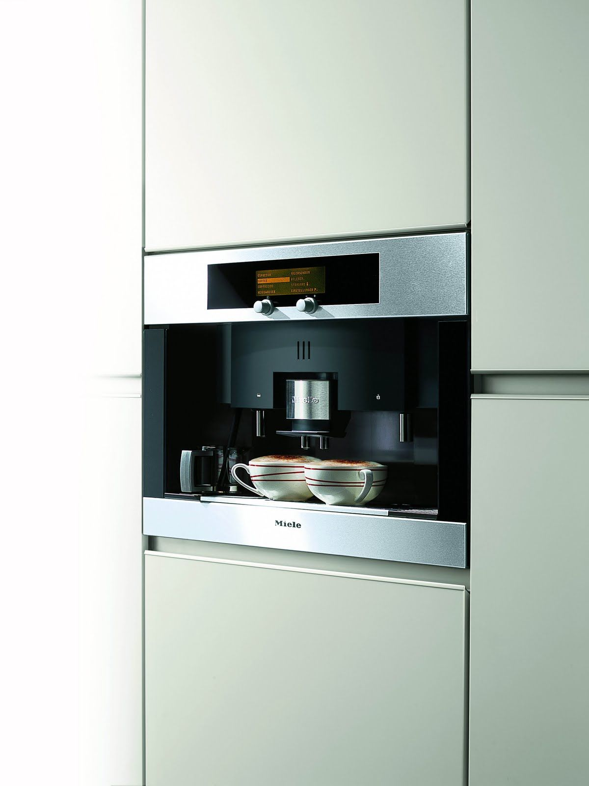 Miele Built In Coffee Maker Yes I Want One My Kitchen