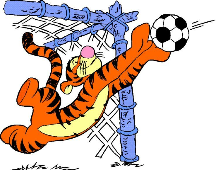 Pin By Karen Fitzgerald Cerone On Soccer Tigger And Pooh Winnie The Pooh Pictures Tigger