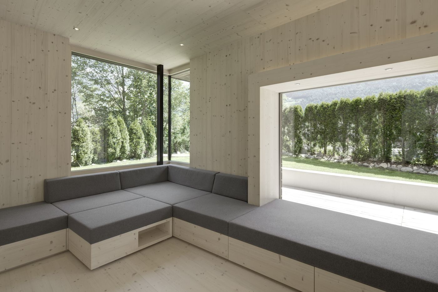HAUS GASSER-RÖD / treyer trebo | Raumgestaltung | Pinterest | Haus ...