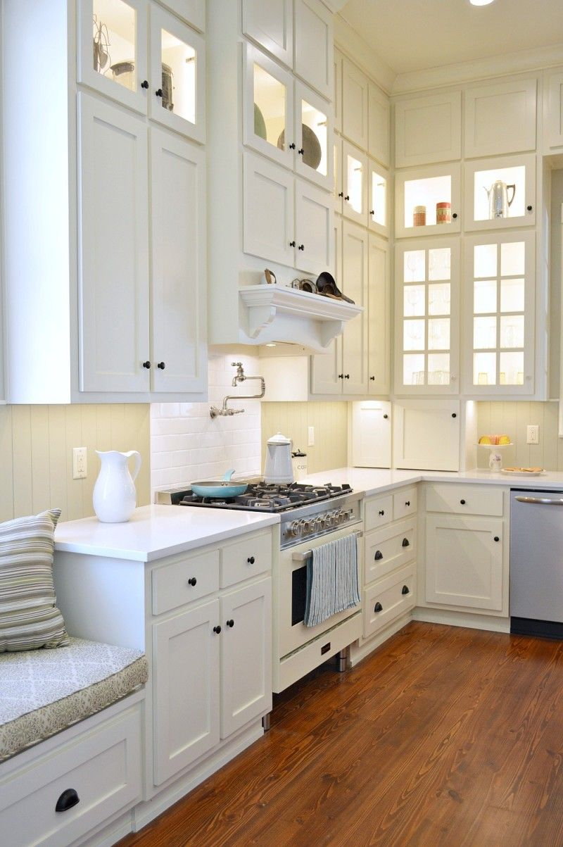 Southern Romance Home Makeover Reveal   Vintage kitchen sink ...
