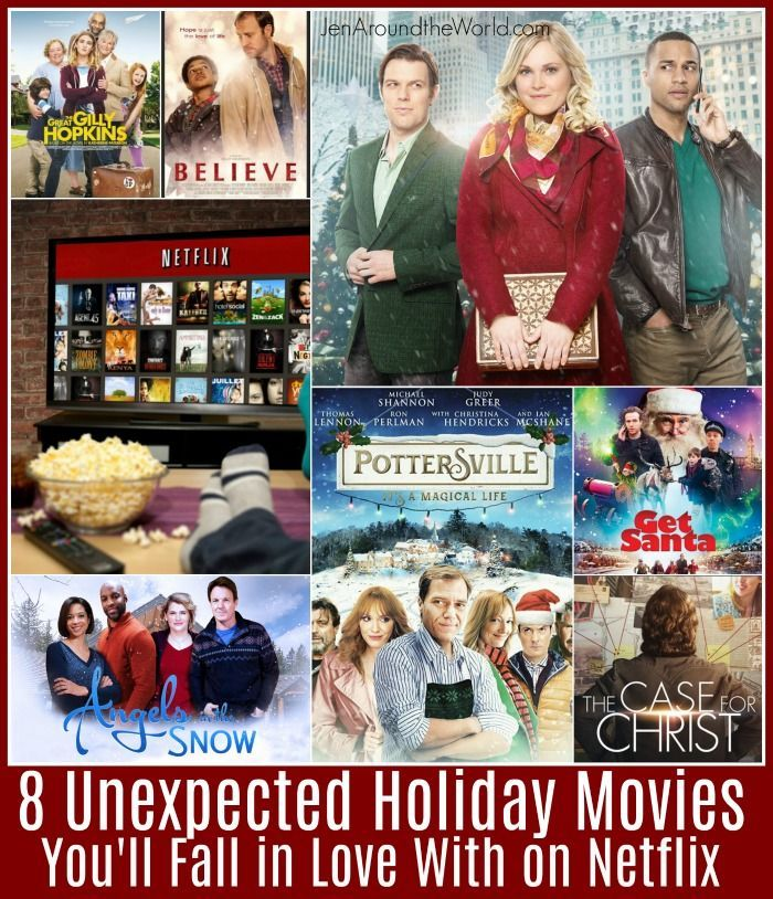 8 Unexpected Holiday Movies on Netflix Holiday movie