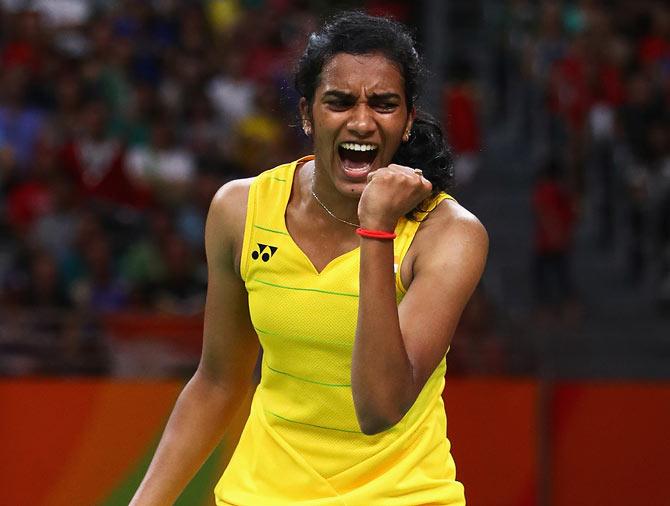 Sindhu among Forbes' highestpaid female athletes Female