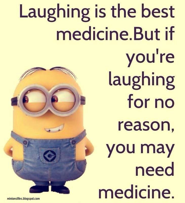 Minion Jokes And Quotes.: Minions Laughing Quotes