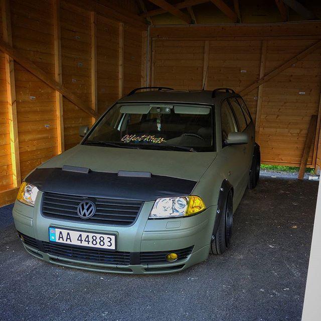 Lowered Passat Wagon FS 1999 B5 Passat Wagon NCDubs