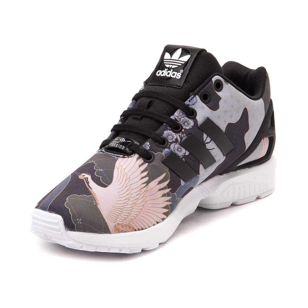 Womens adidas ZX Flux Geisha Athletic Shoe More