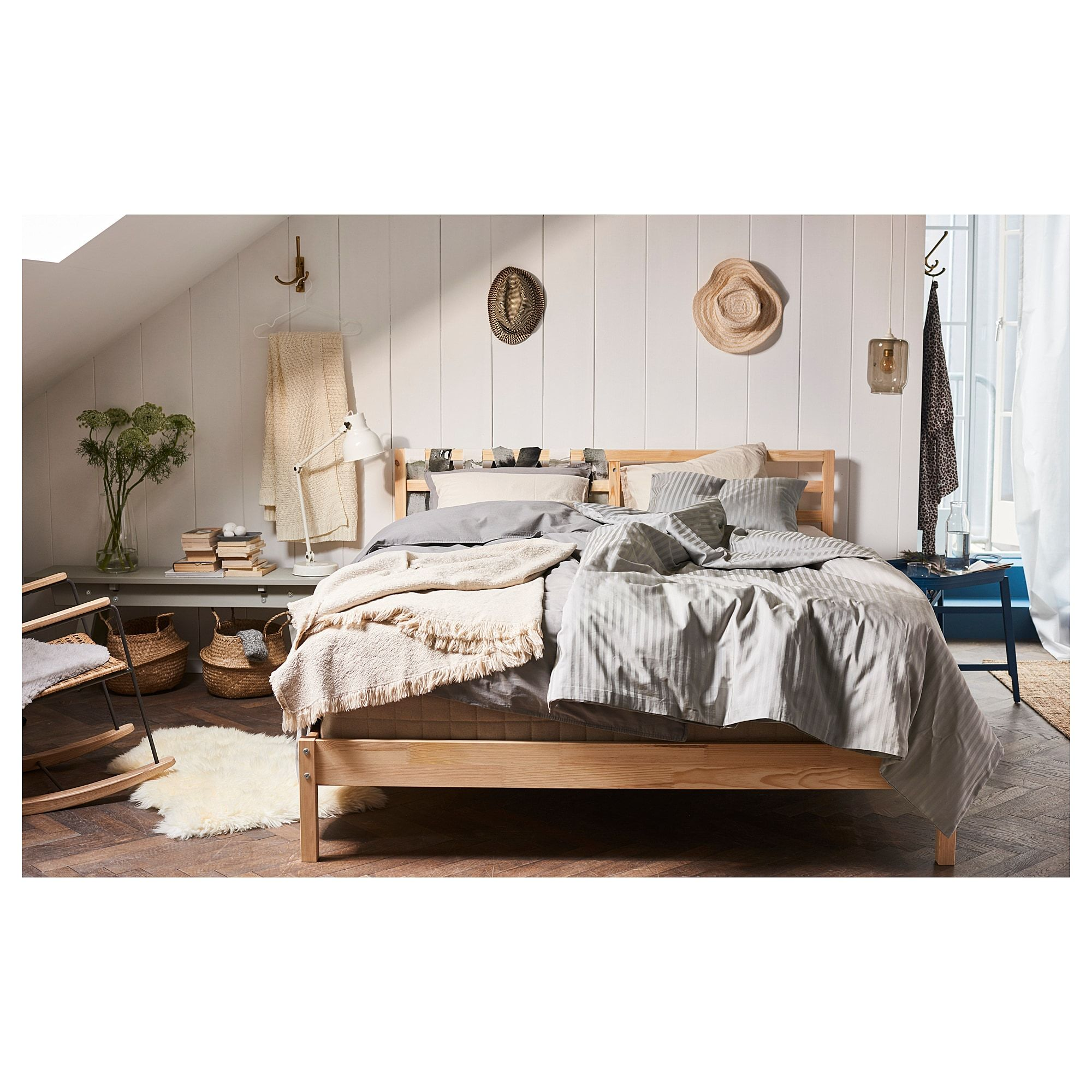 Nattjasmin Duvet Cover And Pillowcase S Full Queen Double Ikea