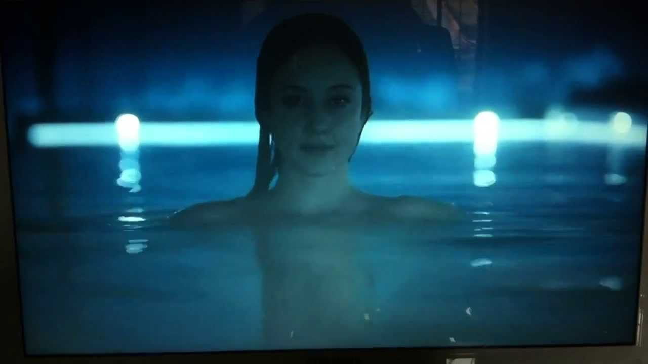oblivion naked pool scene