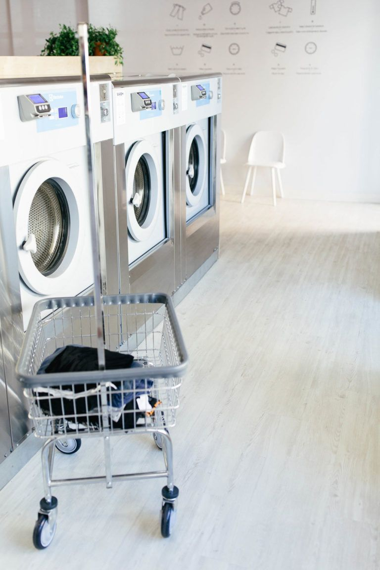 Laundre Knock Out Your Laundry While You Sip Coffee
