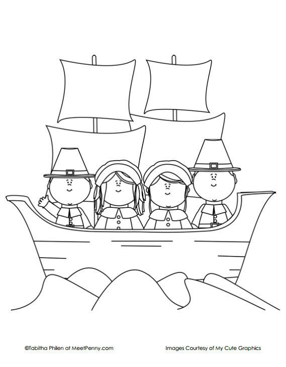 Thanksgiving Coloring Pages | Coloring pages for Mila | Pinterest ...