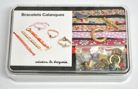Bracelets Calanques pour Fête des Mères