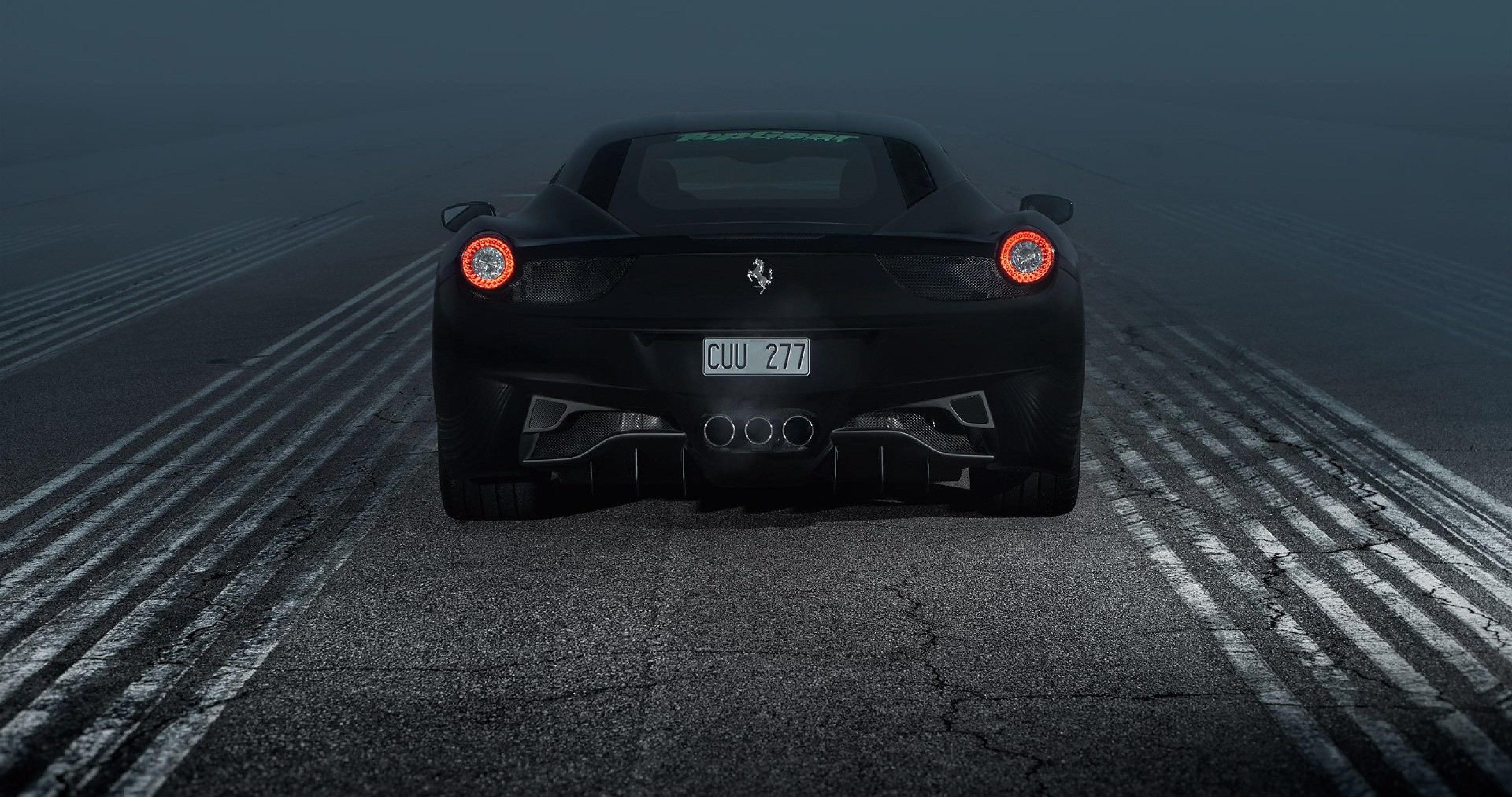 Ferrari 458 Wallpaper 4k Ultra Hd