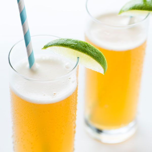 Agave Wine Margarita Recipe: Pilsner + Tequila W/ Cointreau, Agave, Lime