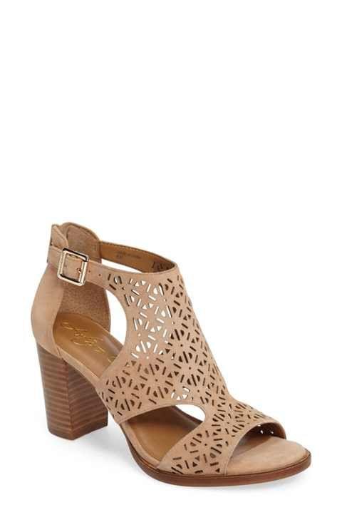 780653c4ba35 Arturo Chiang Edythe Block Heel Sandal (Women)