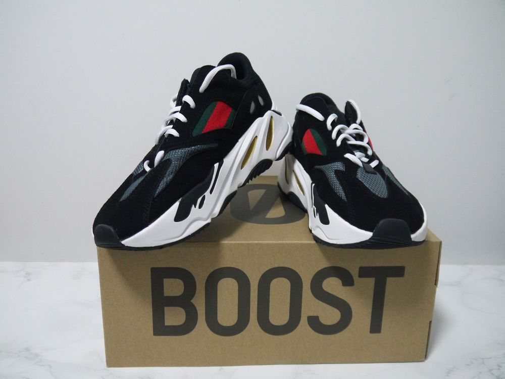 83d580d4cda86 2018 Adidas Yeezy Boost 700 Wave Runner B75572 Black Green Red Size 9.5   fashion  clothing  shoes  accessories  mensshoes  athleticshoes (ebay link)