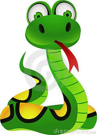 Snake Cartoon Stock Photography Image 21114472 Cartoon Animal Clipart Jungle Crafts