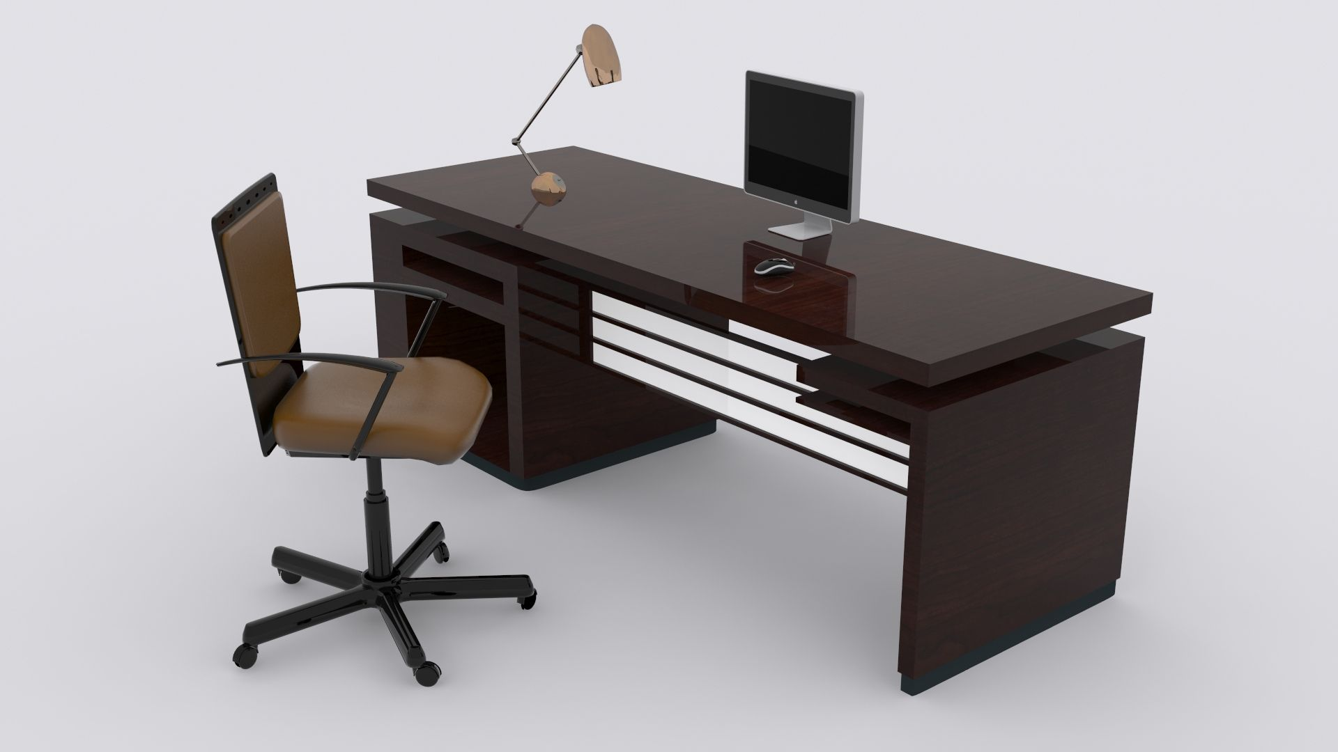 Office Desk 3d Max Model Free Download Diy Stand Up Desk Check More At Http Www Sewcraftyjenn Com Office Desk 3d Max Model Free Download