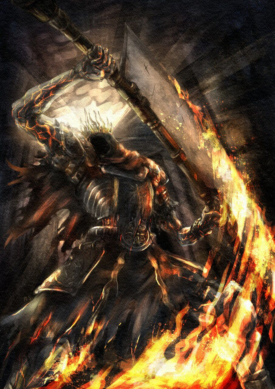 how to jump attack in dark souls