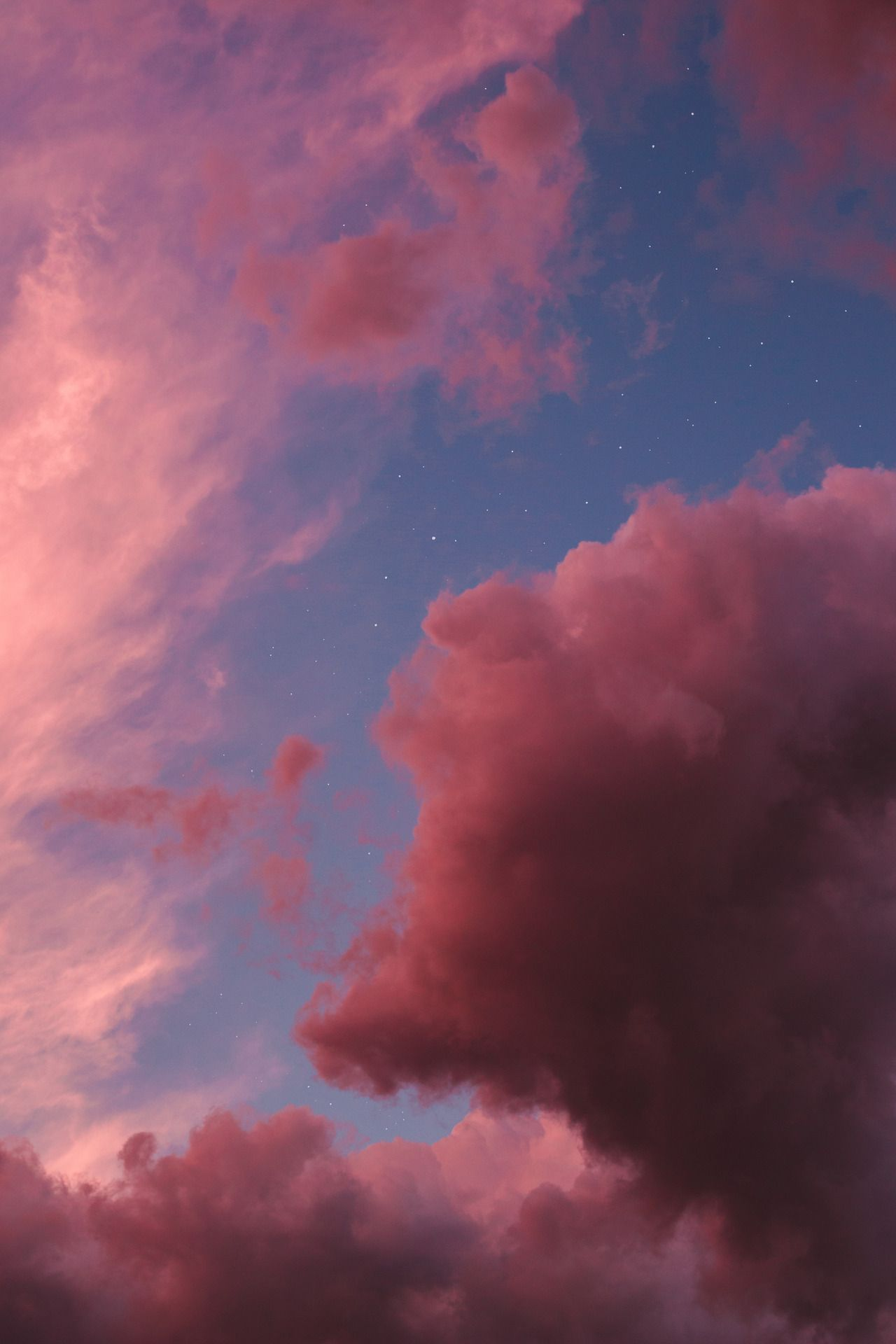 Sky Tumblr Night Sky Wallpaper Sky Aesthetic Aesthetic Iphone Wallpaper