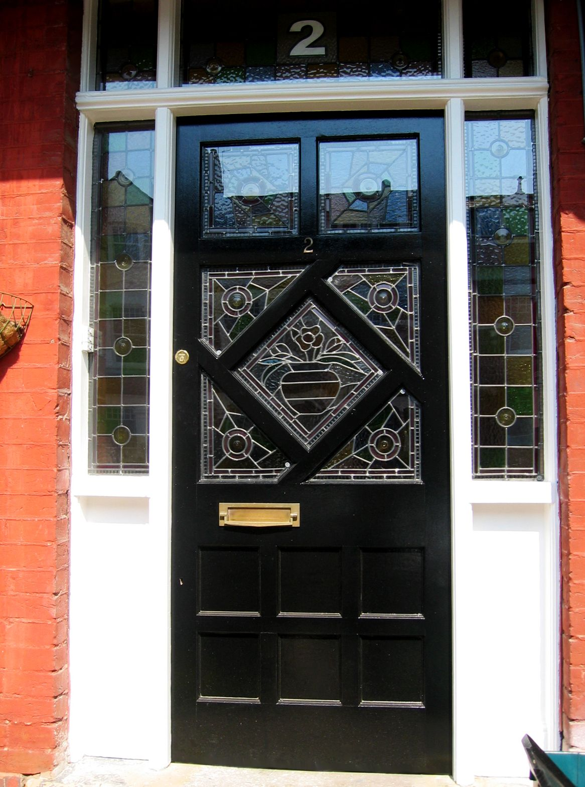 Superieur #Refurbishment #Front Door #London All Before U0026 After Pictures On Facebook:  Check
