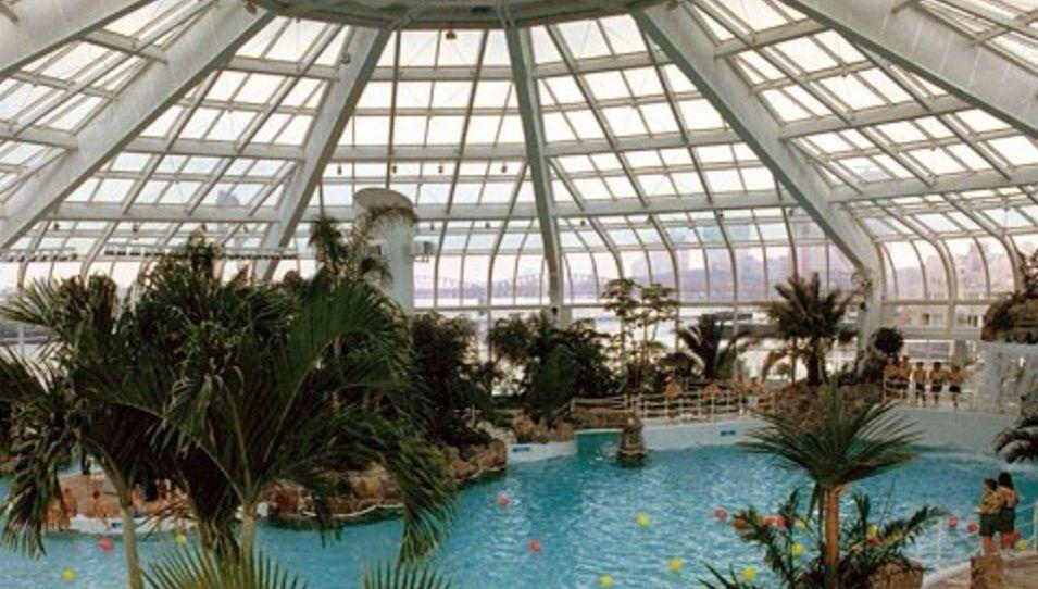 Tropicana Rotterdam Rotterdam, Zwembaden, Stad