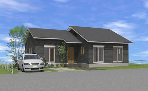平屋住宅 30坪 3ldk 新築プラン 価格と間取り ジャストホーム 適正