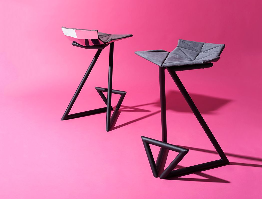 The Z Enith Of Chair Design Origami Furniture Chair Design