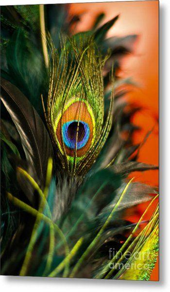 Eye Metal Print by Lana Muriyan
