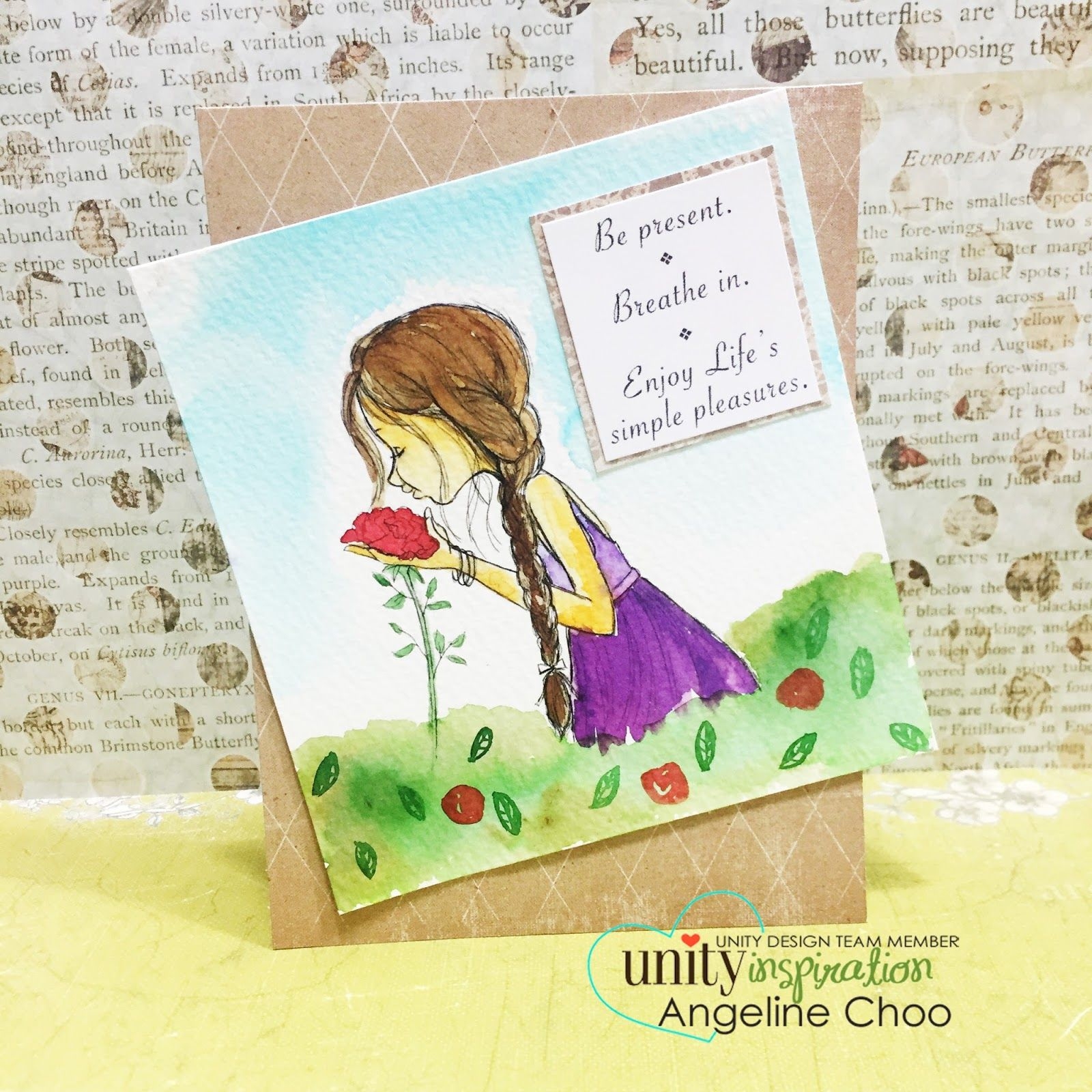 Scrappyscrappy Unity Stamp Edgy Cute Blog Hop New Videos