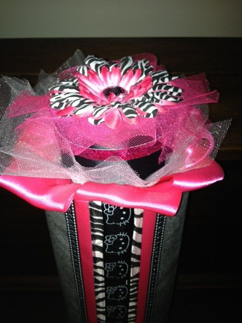 Items similar to Head Band Holder - 18 (Hello Kitty) on Etsy