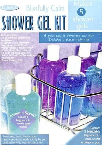 'Blissfully Calm Shower Gel Kit Life of the Party' is going up for auction at 12am Thu, Oct 11 with a starting bid of $9.