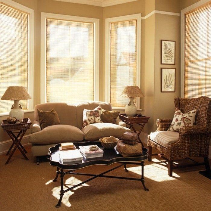 115 schöne Ideen für Wohnzimmer in Beige! Pinterest Canapes and - wohnideen wohnzimmer farben