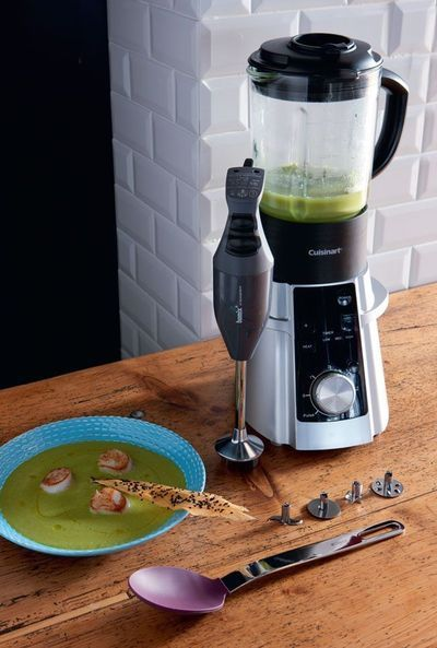 Special Soups and Smoothies ...
