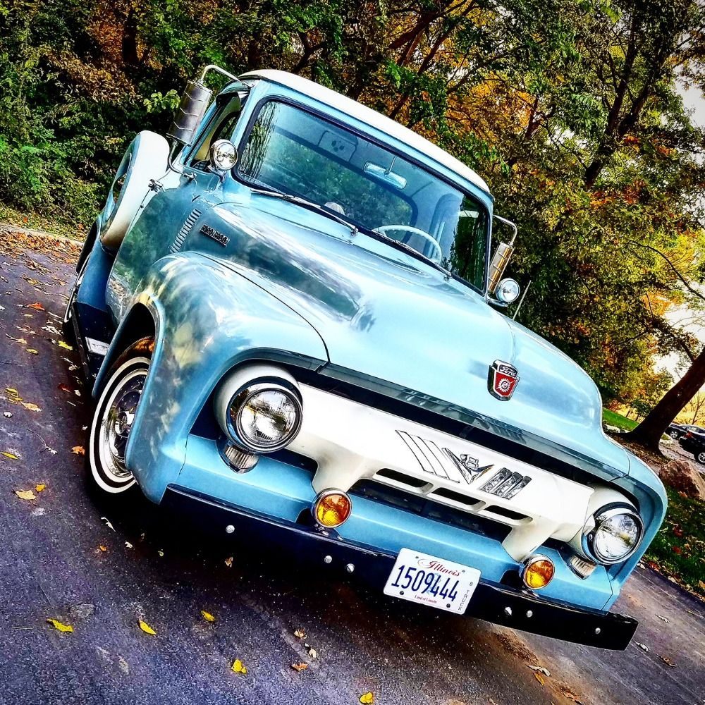 Used 1954 Ford Pickup -F100 -CLASSIC PICK UP TRUCK | Mundelein, IL ...