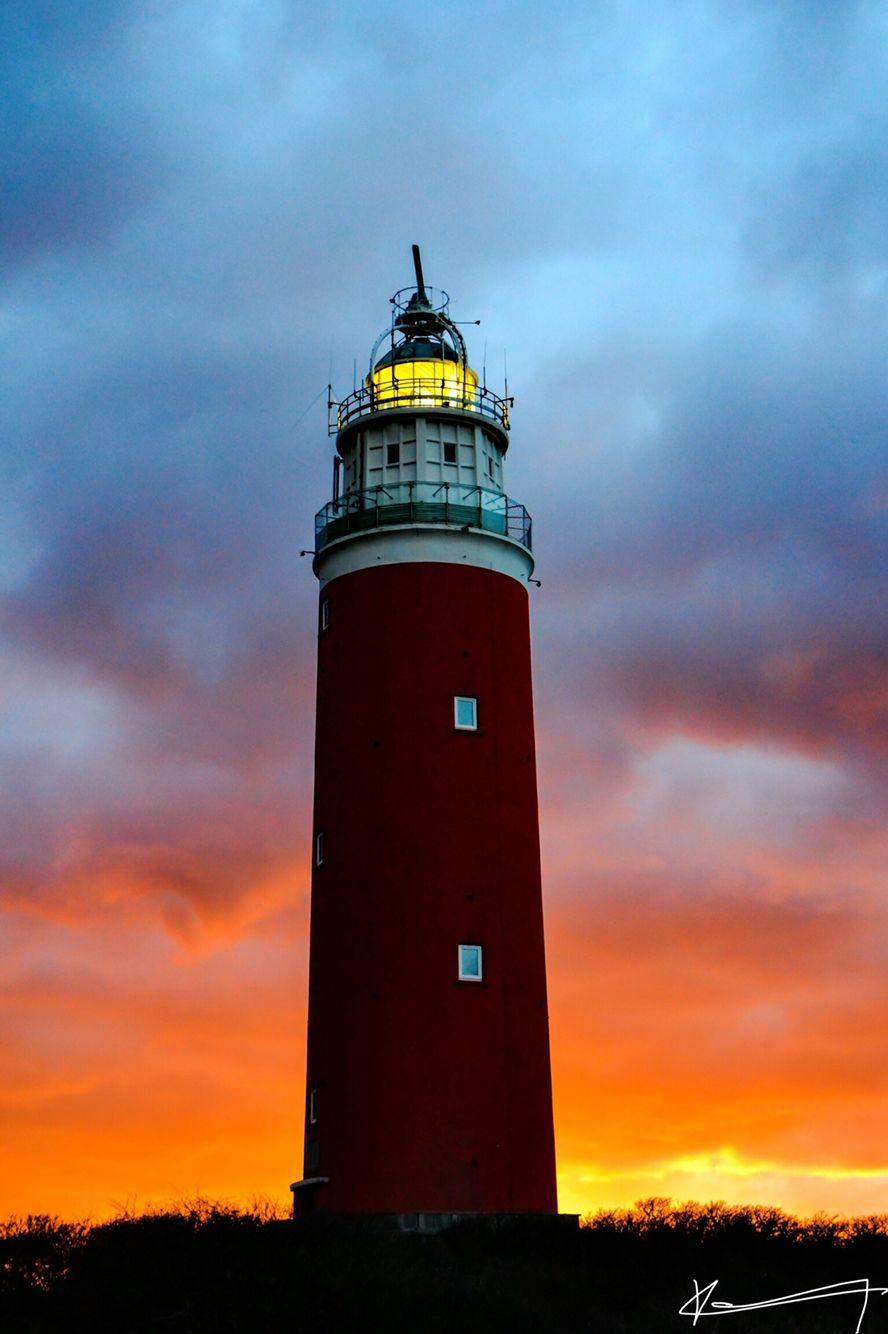 Pin By Hans Van Der Heijden On Andre Lighthouse Scenic Pictures Texel