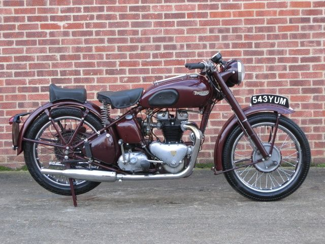1947 Triumph Motorcycles 5t