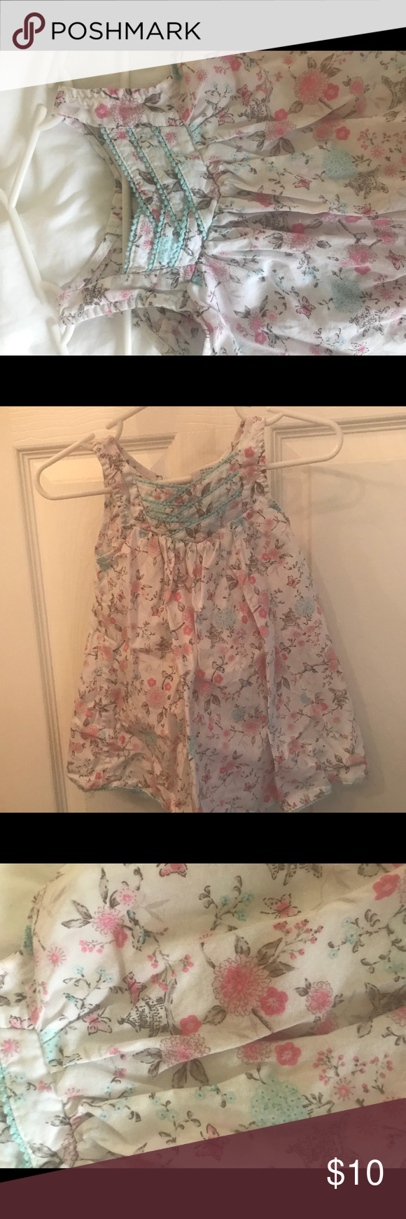 Piper Posie Baby Dress Conditioning Customer Support And Delivery