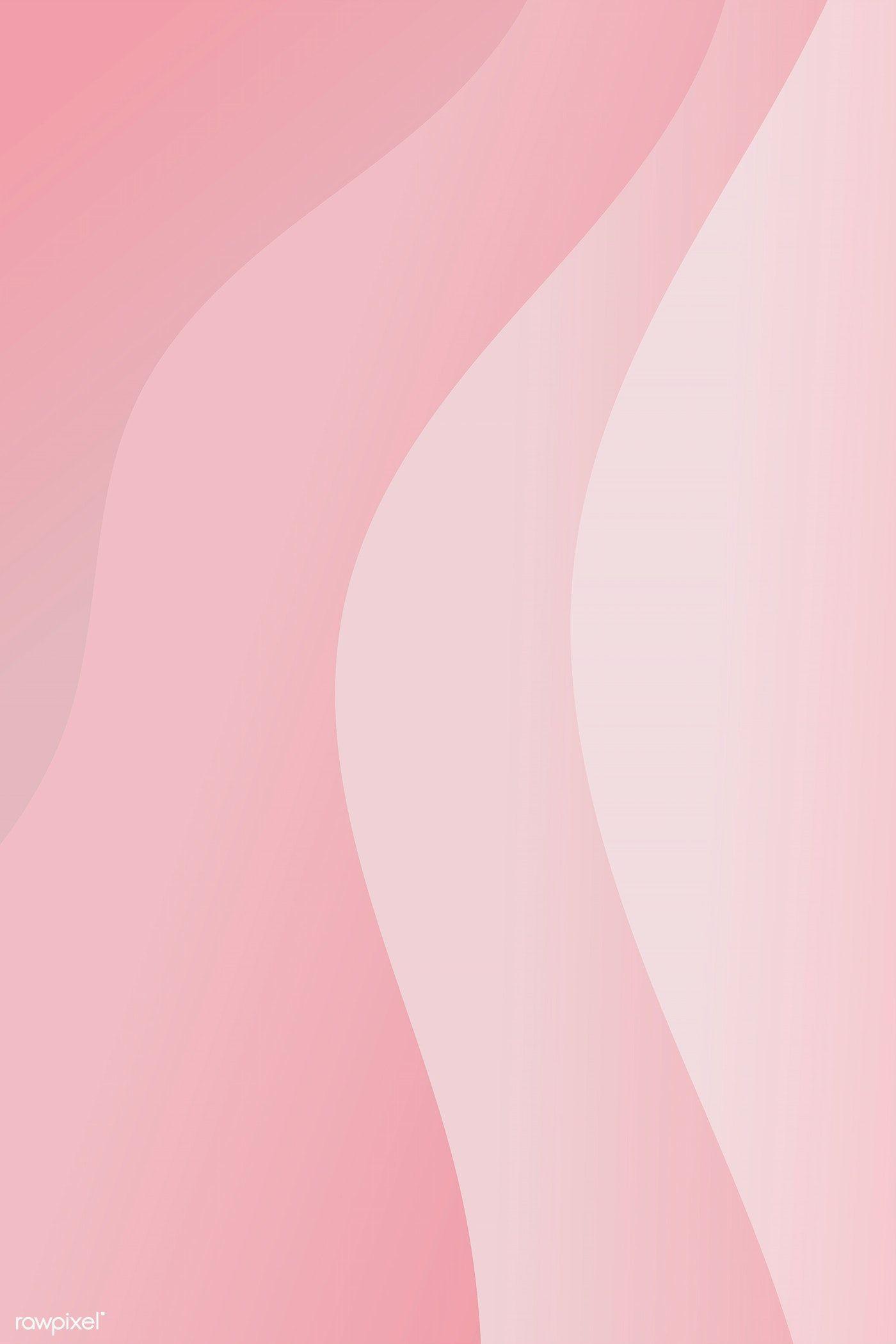 Download Premium Vector Of Pink Gradient Layer Patterned Background Vector Vector Background Pattern Background Patterns Pastel Background Wallpapers