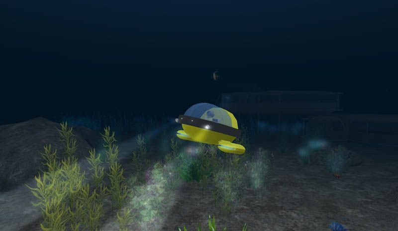 Any virtual-based science educator should check out the Kitely world, 'Undersea Observatory' for their students. An excellent learning platform. It looks amazing! Undersea Observatory in Kitely Virtual World