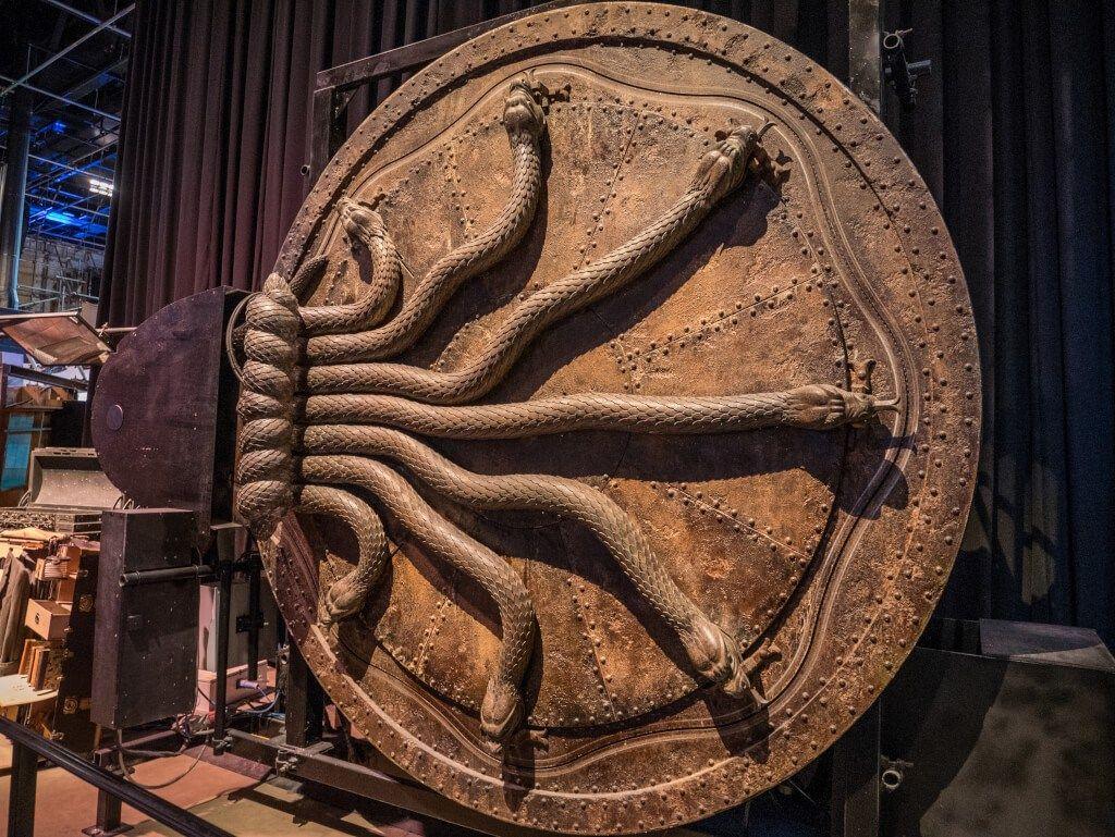 Harry Potter les secrets de tournage Harry potter