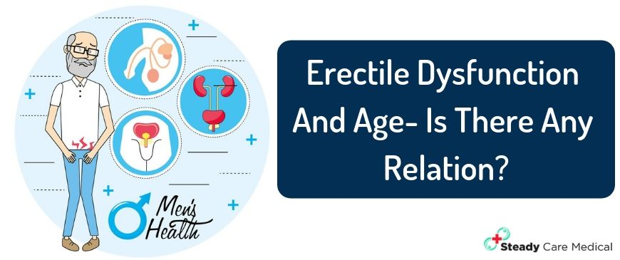 Awesome Tips: Erectile Dysfunction And Age – Is There Any Relation?