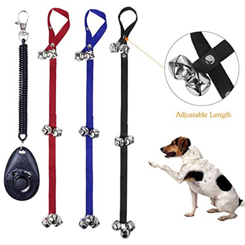 Noza Tec Home Doorbells For Dog Training Adjustable Dog