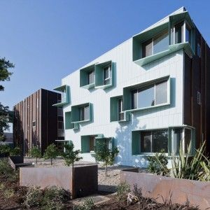 Kevin Daly Architects builds a low-cost housing community in Santa Monica