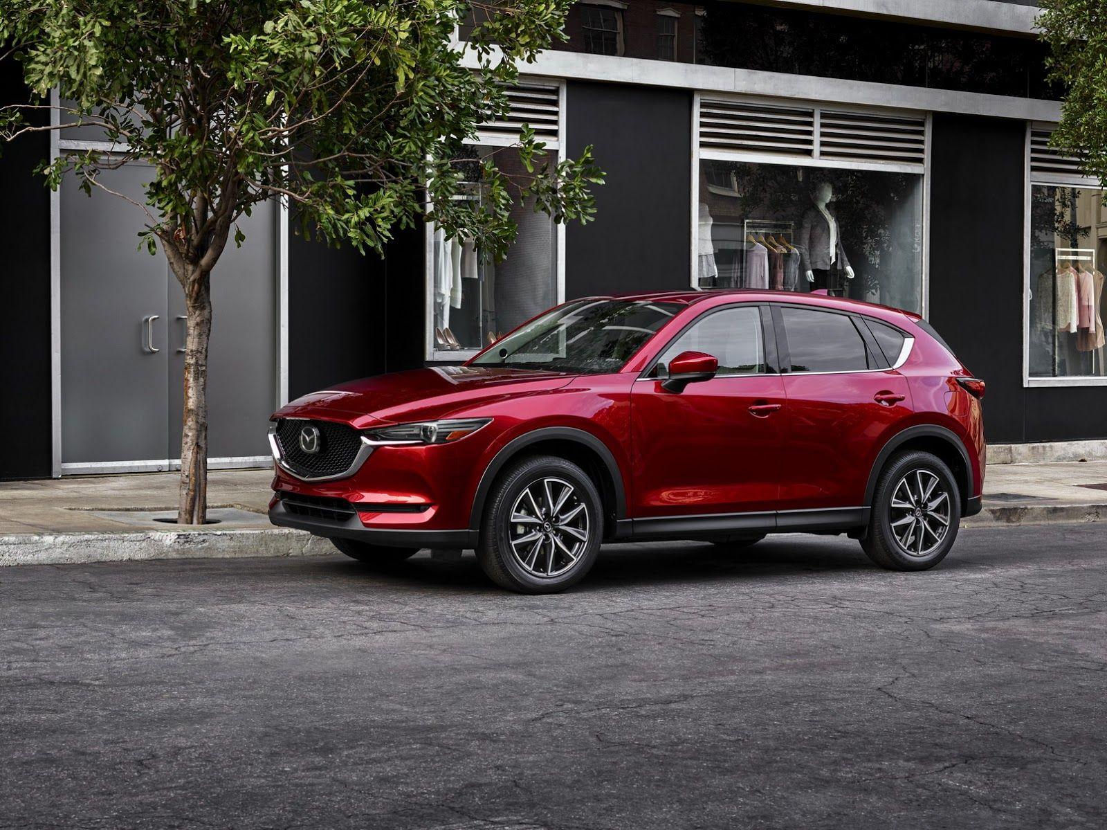 Mazda S All New 2017 Cx 5 Gets Overhauled Design And New Tech Carscoops Mazda Cx5 Mazda Dream Cars