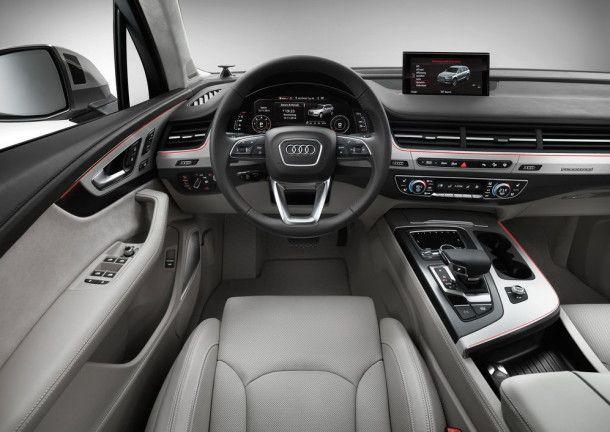 2016 Audi Q7 Price Release Date Specs